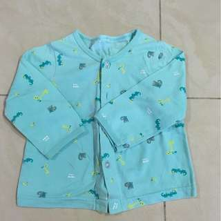 3 pcs Baby Kiko long sleeve 6-12mths
