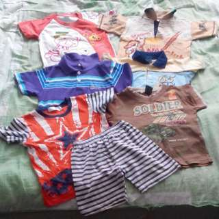 Boys Clothes #Bajet20