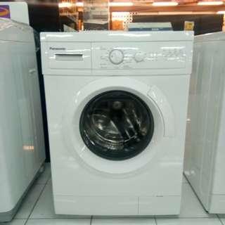 Panasonic Mesin Cuci Ga Pake DP Bebas Bunga Proses 3 Menit