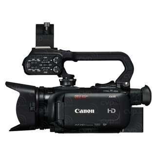 Canon DM-XA15 Video Camera (Made In Japan). Come with 64gb card, Video Bag and 1+1 years warranty from Canon Marketing Malaysia