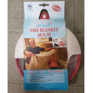 Fire Blanket 防火氈 滅火毯