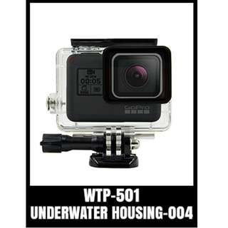 GP WATERPROOF HOUSING HERO5 WTP-501 Dive