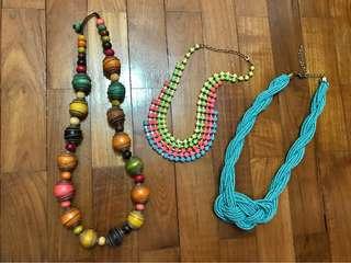 Necklaces (Bundle of 3)