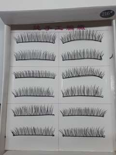 Affordable 10pcs Taiwan Falsies 216