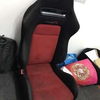 FD2R original passenger seat
