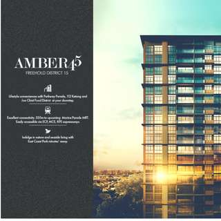 AMBER 45 By UOL! New Freehold Condo Launching Soon! Get VVIP Discounts!