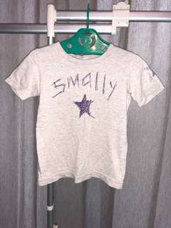 Smally tee size 100