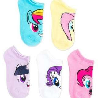 My Little Pony socks