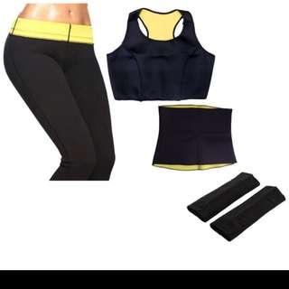 Hot shaper set