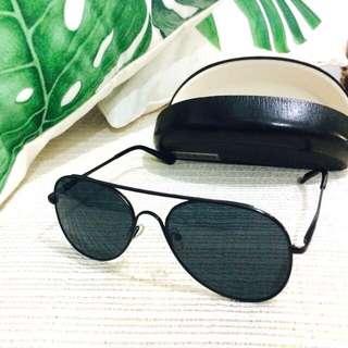 Love Style (Korea) - UV Sunglasses Black