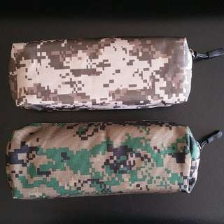 *New* Pixelated Army Pencil Case
