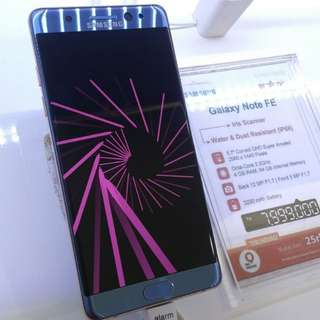 Diskon 100rb Samsung Note FE (Fan Edition) Kredit tanpa kartu kredit