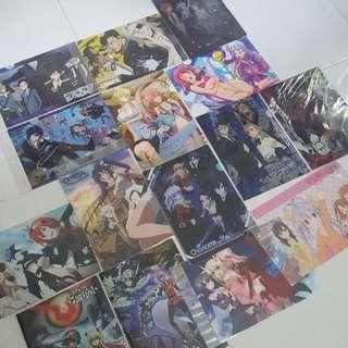Anime Filefolders (wallpaper potential)