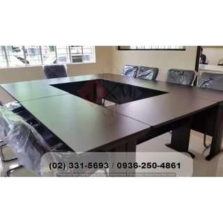Arrange-able Conference Table ( office partition )