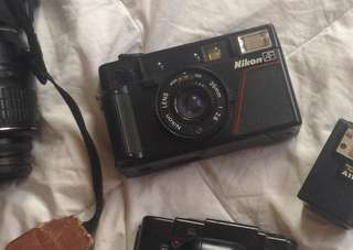 Nikon old camera.Not function