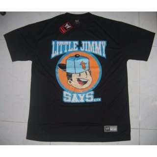 WWE R Truth Little Jimmy T-Shirt WWF WEW ECW TNA UFC MMC