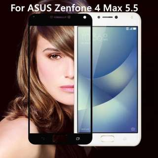 COD! Full Tempered Glass for ASUS Zenfone 4 Max 5.5