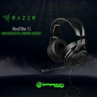 Razer ManO'War 7.1 Gaming Headset (RZ04-01920200-R3A1)