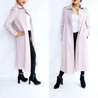 Winter coat, trench coat