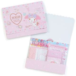Japan Sanrio My Melody Volume Letter Set