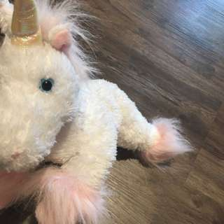 Unicorn stuffed toy for sale