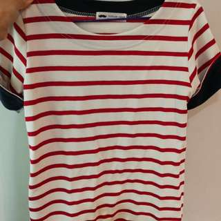 Quirky Striped T shirt