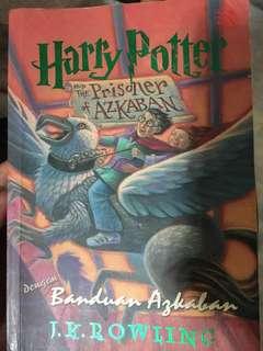 Harry Potter Dengan Banduan Azkaban (BM)
