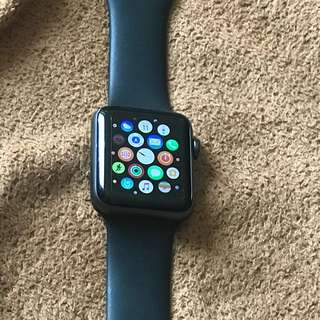 IWatch series 2 42mm space grey