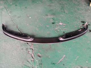 BMW F30 car carbon lips front bumper