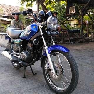 Yamaha RX King Thn 2007 Mulus Lengkap
