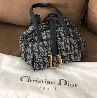 100% Authentic Christian Dior mini bag. Used condition 7/10.