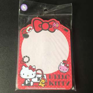 包郵*Hello Kitty Memo Pad