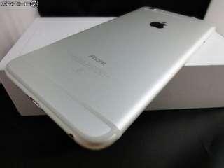 Iphone6plus 128gb銀