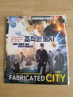 Fabricated city dvd