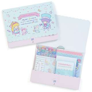 Japan Sanrio Little Twin Stars Volume Letter Set