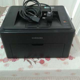 FREE DELIVERY - Laser printer Samsung ML-1640 without toner