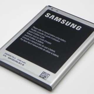 LG/Samsung 不同型號電池Battery