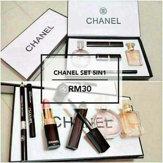 Chanel Set 5in1