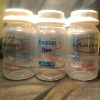 Bumble Bee / Autumnz Milk Storage Bottle