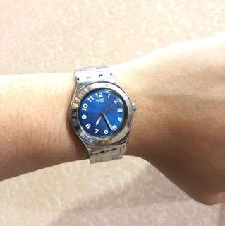 Swatch Stainless steel watch