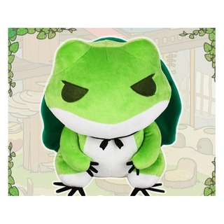 [PO] Tabikaeru 旅かえる Journey Frog Plush