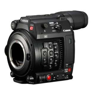 Canon EOS C200 (EU) Body Only Cinema Video Camera (Made In Japan), 1+1 years warranty from Canon Marketing Malaysia (Ex-Stock)