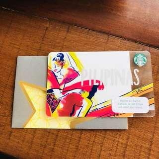 Starbucks Pilipinas Card