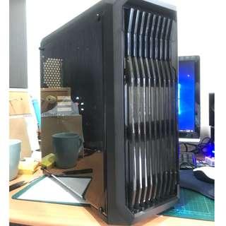 便宜賣 8核心主機 16G DDR3【GTX1050】獨顯 電腦主機 繪圖 絕地求生 天堂M 筆電 網咖