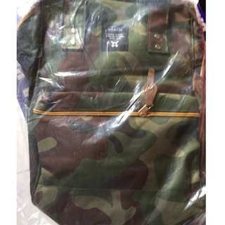 Anello Military backpack