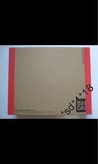 全新DRAGONBALL CARDDASS 激鬥!!復仇者與絶對神 Part 33 & 34 COMPLETE BOX