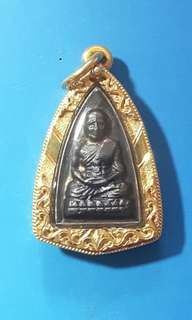 Thai Amulet Luang Pu Thuad 2506B.E. (100% Authentic)