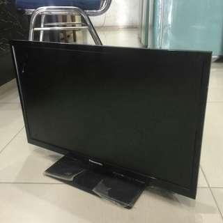 Tv Led 22 Inch Panasonic, Usb, Hdmi, Multimedia