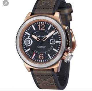 Ballast 機械錶 手錶 男朋友禮物 情人節禮物 送禮自用