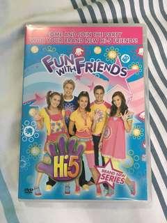 Hi 5 DVD
